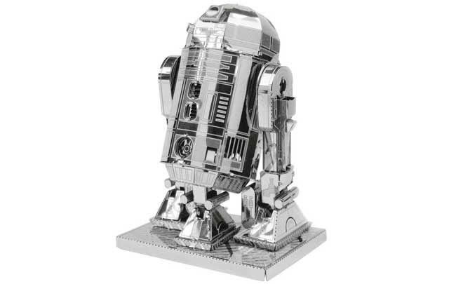 Star Wars Metal Model Kits