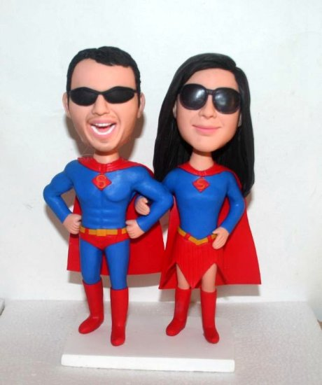 Personalized Bobble Heads