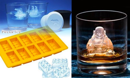 Awesome Ice Cube Molds