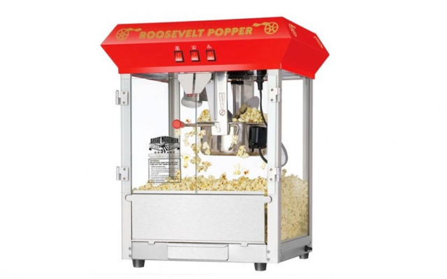 Legit Popcorn Machine
