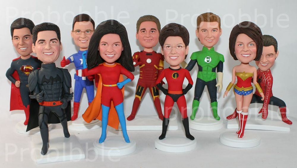 Personalized Bobble Head – Coupon Code for 10% off