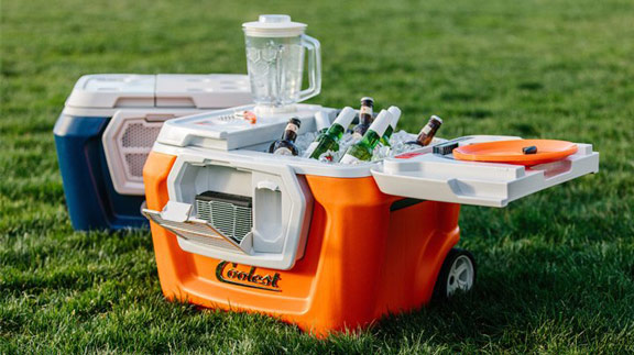 Multi-function Coolers