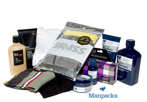 ManPacks – Mens essentials