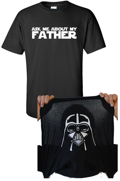 Ask me about my Father