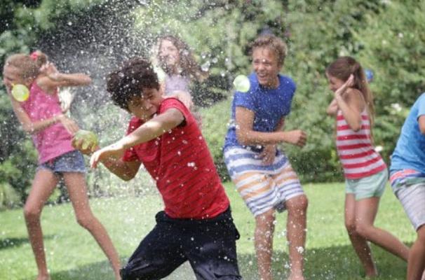 Water Weenie Fights