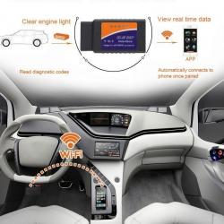 Wireless Car Code Reader