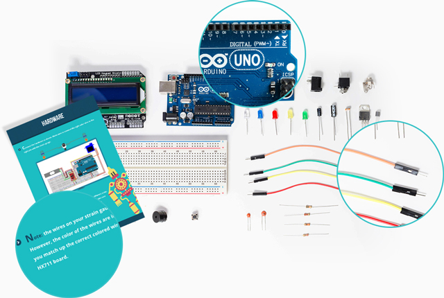 Creation  Crate – Monthly Electronic Kit Subscription