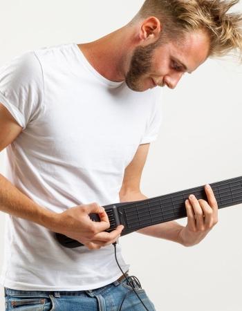 Digital MIDI Guitar