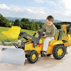 Kid's Tractor