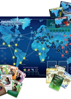 Pandemic: the game
