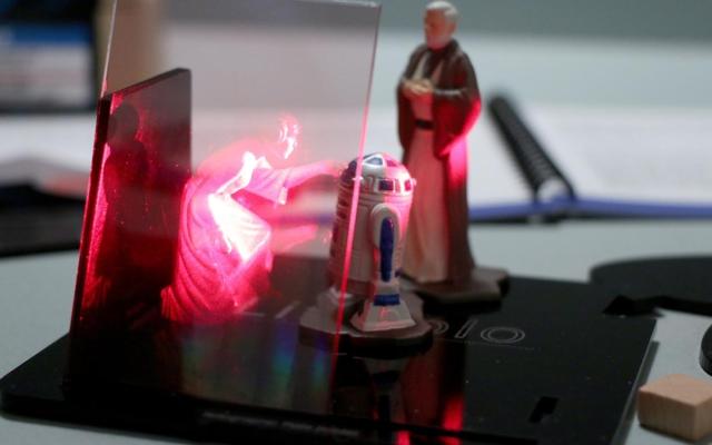 Make your own Hologram