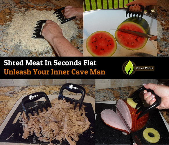 Gift ideas for dad for fathers day meat shredder