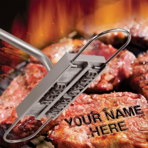 Fathers day idea bbq branding tool