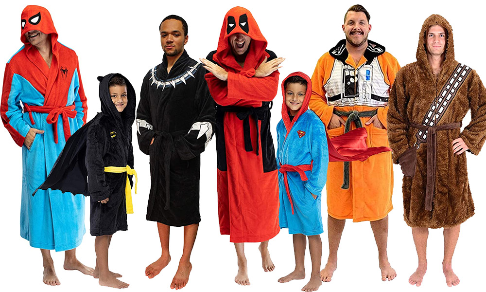 Coolest Bathrobes for Guys