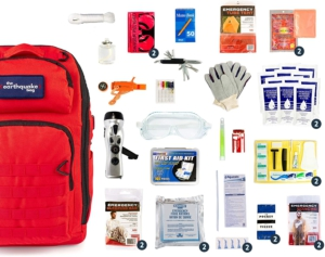 earthquake bag - gift ideas for dad fathers day gift ideas