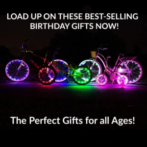 light up bike wheels gift idea for fathers day