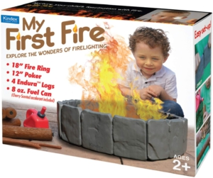 my first fire gag box - gifts for fathers day - dad gag gift
