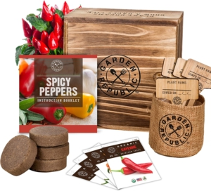 pepper set gift idea for dad