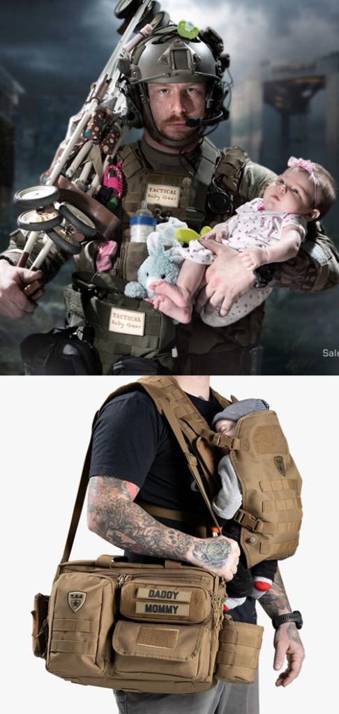 Tactical dad gear - gift ideas for dad