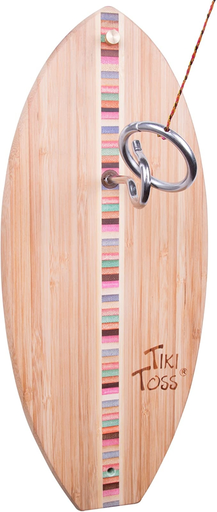 tiki toss gift idea for fathers day