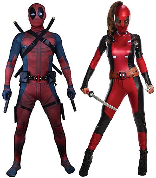 halloween costume ideas for couples Superhero Lycra Spandex Zentai Halloween Cosplay Costumes