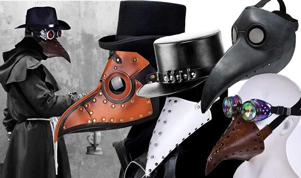 plague-mask ideas for men halloween costume 2020