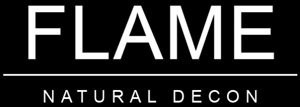 Flame Natural Decon Logo gift ideas for firefighters