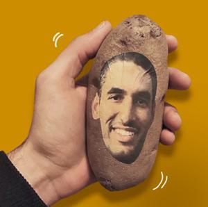 send a potato gag gift for Cheap 21st Birthday Gift Ideas