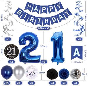 cheap 21st birthday gift ideas decorations