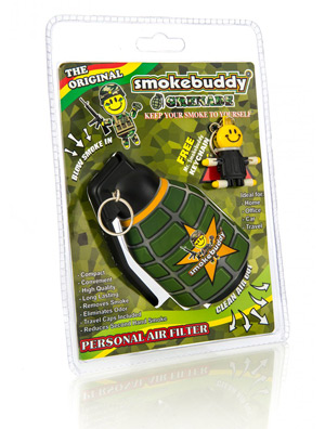 smokebuddy gift ideas for stoners