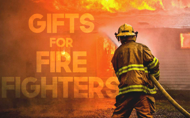 Unique Gifts for Firefighters